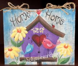 The image for Parent Child painting Class at Homestyles $30 entry included reg for 2 spots